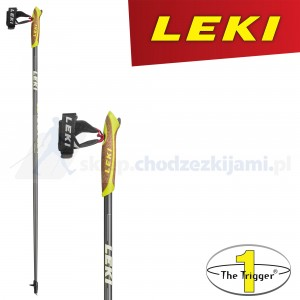 Kije nordic walking LEKI Elite Carbon