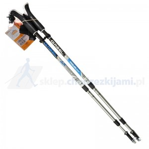 Kije Nordic Walking Gabel TOUR XT NCS 59-130 cm