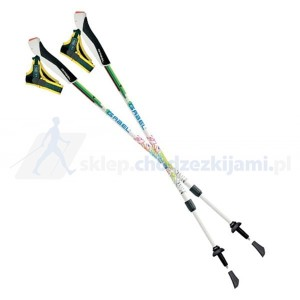 Kije Nordic Walking Gabel Stride Energy Junior 66-108cm